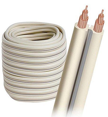 Audioquest Lautsprecherkabel G2 weiß, Rolle 30 m Audioquest Kabel Weiß