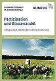 Partizipation und Klimawandel: Ansprüche, Konzepte und Umsetzung (KLIMZUG)