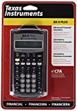 Texas Instruments Advanced Financial Calculator BAII Plus Best Review Guide