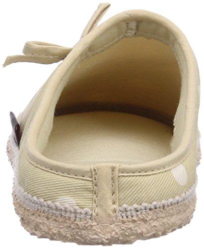 Giesswein - Plein, Pantofole Donna Beige (210 / Natur)