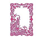 Taottao de Noël enfants développement Intellectuel de coupe Métal Dies carte parents Fun Craft durable Pochoirs Scrapbooking gaufrage Album DIY Fleur en papier a