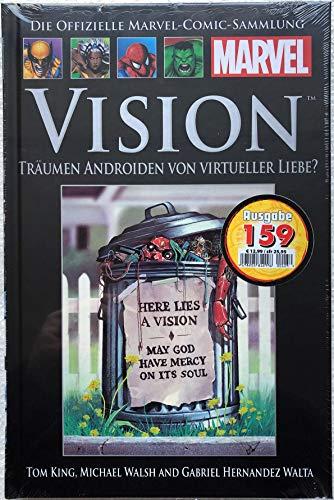 Die offizielle Marvel-Comic-Sammlung 117: Vision - Träumen Androiden von virtueller Liebe?