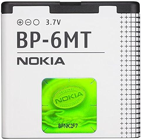 Nokia BP-6MT Batterie (N81) 1070 mAh Li Polymer