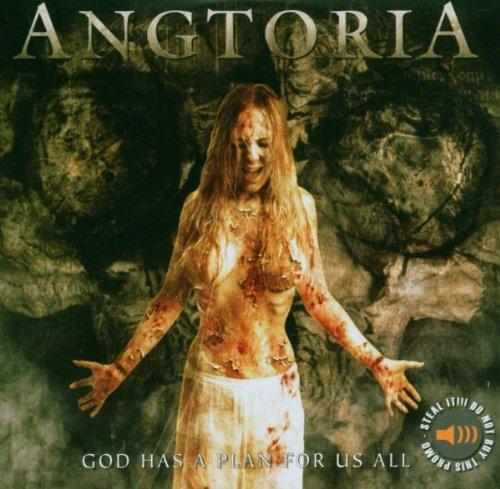 Angtoria: God Has a Plan for Us All (Audio CD)