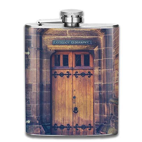 3268b18f15617 small flask High Quality Stainless Steel Flasks 7 Oz  Prestigious-school-or-university Whiskey Flask Hip Flask Leak Proof Wine  Men Women