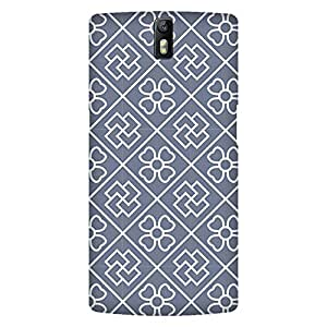 Super Cases Printed Back Cover For OnePlus One