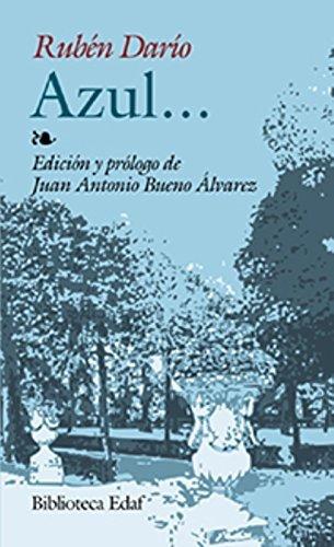 AZUL... (Biblioteca Edaf) (Spanish Edition) by Rub??n Dar?-o (2009-02-09)