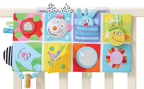 Taf Toys – 11655 – Jouet Musical – Centre D'activités Pour Lit De Bébé