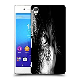 Snoogg Newest Animals Black White Designer Protective Phone Back Case Cover For Asus Zenfone 6