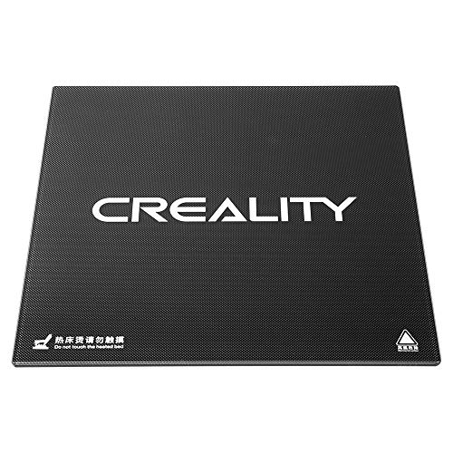 Comgrow Heat Bed Glass Plate 235 x 235mm for Creality 3D Printer Ender-3 Ender-3 Pro Ender 5