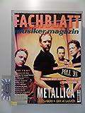 Fachblatt MusikMagazin, kompletter Jahrgang 1998 in 2 Bd. gebunden, Hefte 1 - 12.