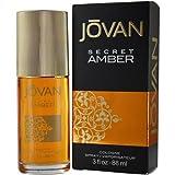 Jovan Secret Amber Cologne Spray 88ml