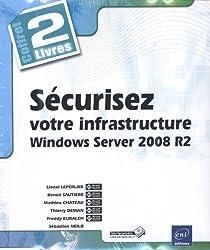Sécurisez votre infrastructure Windows Server 2008 R2 - (Coffret de 2 livres)