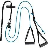 Umlenkrollen Schlingentrainer aeroSling® XPE, Sling Trainer inkl. Online Fitness DVD