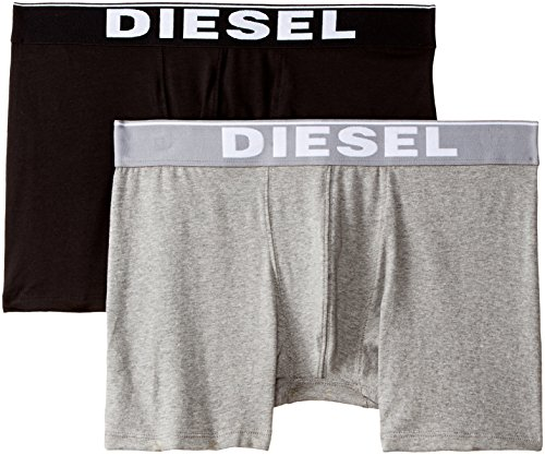 Diesel Men's Polycotton Boxer Set (pack Of 2)