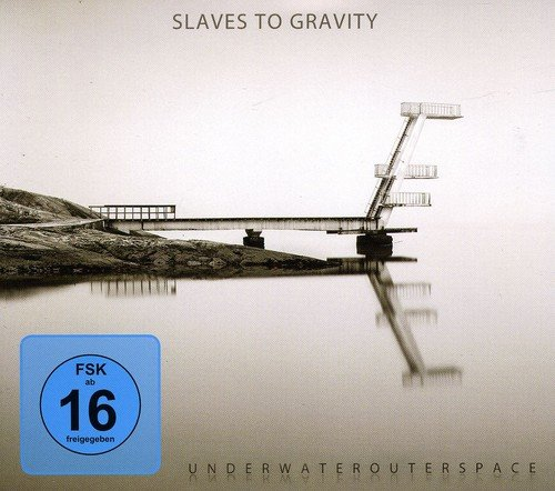 Slaves to Gravity: Underwaterouterspace CD+ DVD (Audio CD)