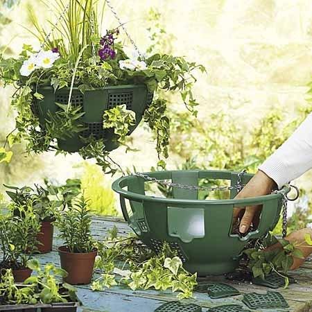 easyfill-cestas-para-macetas-colgantes-6-unidades-color-verde