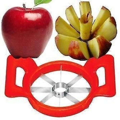 Gooseberry Stainless Steel Premium Apple Cutter, Multicolour  available at amazon for Rs.146