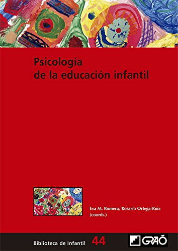 Psicología de la educación infantil (Biblioteca Infantil (español))
