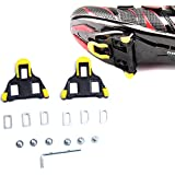Direct Store Cycling Cleats 6 Degree Float Road Bike Pedal...
