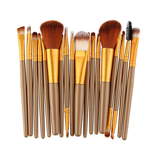 HCFKJ Pincel De Maquillaje Profesional 18 Piezas De