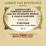 Symphonie Nr. 9, Schlusschor über Friedrich Schillers Gedicht An die Freude D Minor, op. 125: Molto vivace