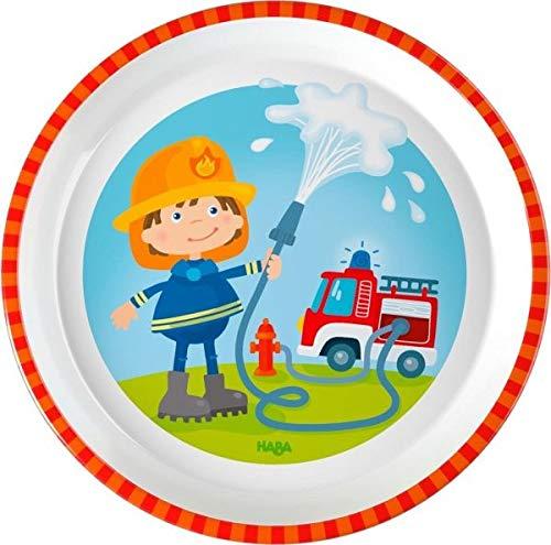Teller Feuerwehr