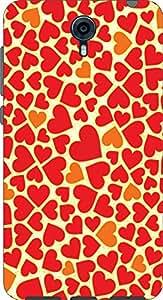 JOHN RICHARD_ HIGH QUALITY SILICON UV PRINTED BACK COVER FOR MICROMAX Q313 ART...