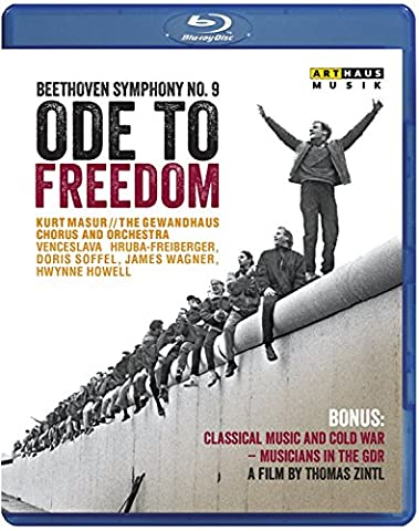 Freedom Blu Ray - Ode to Freedom Beethoven Sym 9