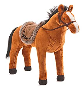 Happy People Horse With Sound Redbrown Amazon Co Uk