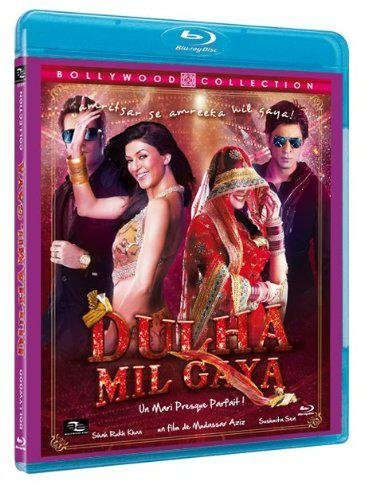 Dulha Mil Gaya – Un mari presque parfait [Francia] [Blu-ray] 51 2Bak2UB7wL