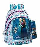 Frozen, Kinder Kinderrucksack blau 42 cm