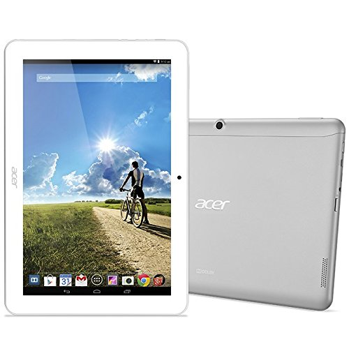 """Acer Iconia B3-A40-K2YF 32GB White tablet - tablets (25.6 cm (10.1""""), 1280 x 800 pixels, 32 GB, 2 GB, Android 7.0, White)"""
