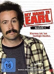 My Name Is Earl - Season 1 [4 DVDs]