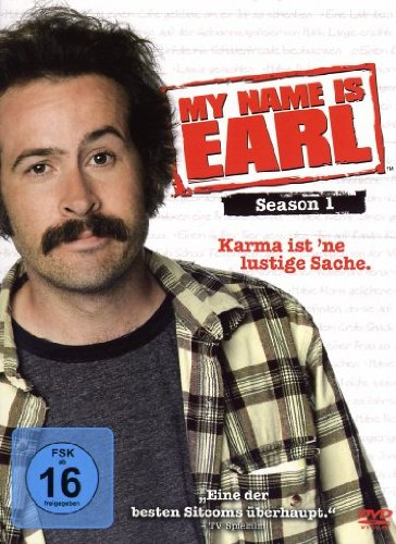 My Name Is Earl - Season 1 [4 DVDs]