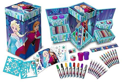 Brigamo 10059 - Disney Frozen Eiskönigin Malkoffer Malset, 42 teilig thumbnail