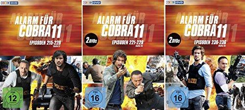 Alarm für Cobra 11 - Staffel 27-29 (5 DVDs)