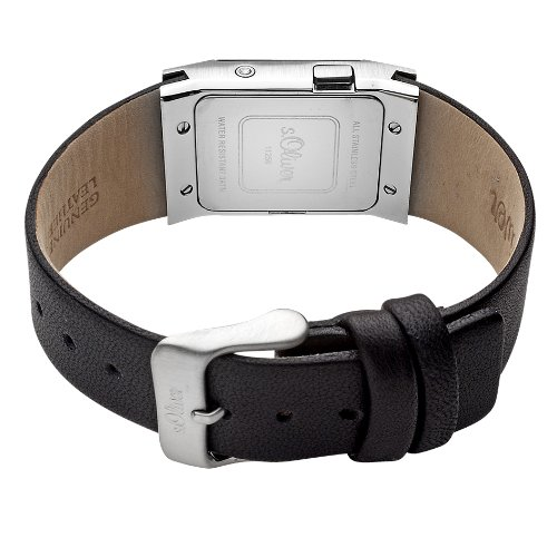 S.Oliver Damen Digital Quarz Armbanduhr SO-1125-LD - 2