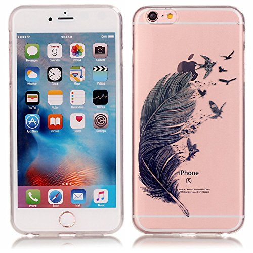 vandot-custodia-cover-tpu-morbido-silicone-elegante-e-sobria-per-iphone-6-6s-glitter-brillare-diamon