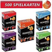 Glop-500-Spielkarten-Trinkspiel-Partyspiel-Kartenspiel-Spieleabend-Saufspiel-Brettspiel