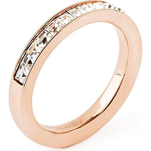 anello donna gioielli Brosway Tring misura 18 classico cod. BTGC58D