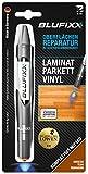 BLUFIXX Spezialset Laminat/Parkett/Vinyl Kirsche | Fußboden Reparaturstift | Oberflächenreparatur | Mit Lichtgeschwindigkeit reparieren