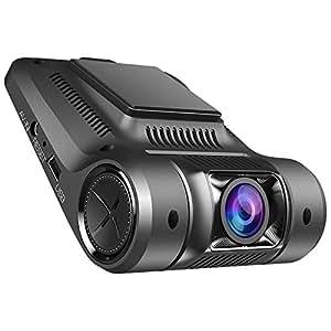vikcam v168 dash cam dashboard car camera recorder hd. Black Bedroom Furniture Sets. Home Design Ideas