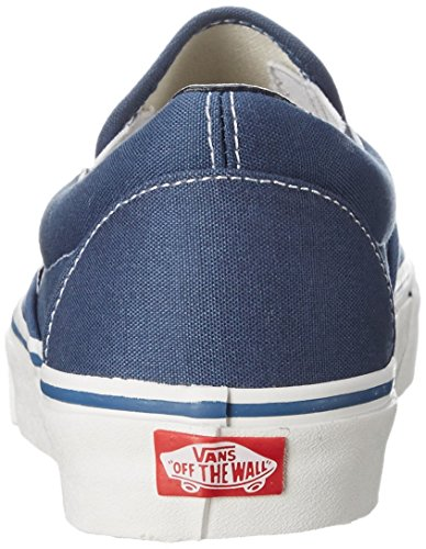 Vans U Classic Slip-on, Baskets mode mixte adulte Bleu (Navy)