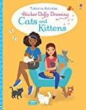 Sticker Dolly Dressing Cats and Kittens