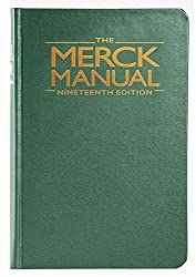 [The Merck Manual of Diagnosis and Therapy] (By: Merck Editor) [published: September, 2011]