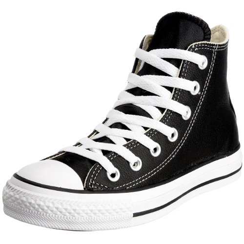 Converse Ct Core Lea Hi 236580-61-8 - Zapatillas unisex, color negro, talla 43