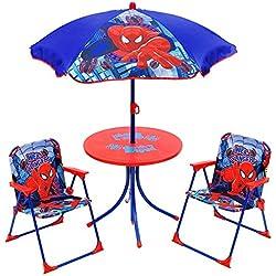 TJ Hughes. Spiderman de mobilier de jardin