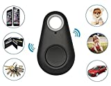 #8: SOAA Wireless Bluetooth 4.0 Anti-lost Anti-Theft Alarm Device Tracker With GPS Locator Remote Shutter & Recording For compatible All Android & IOS Smartphones (Color may vary)