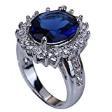 Sapphire Ring For Women